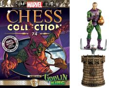 Marvel Chess Figure Collection #74 - Goblin King Black King