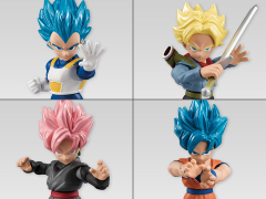 Dragon Ball Super 66Action Box of 10 Trading Figures