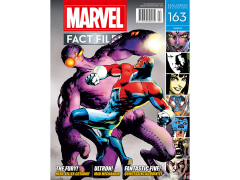 Marvel Fact Files #163