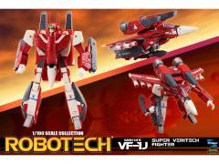 Robotech 1/100 Scale VF-1J Super Veritech Fighter - Miriya