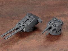 M.S.G. Modeling Support Goods Weapon Unit 39 Multiple Battel Gun