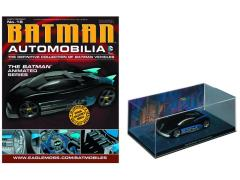 Batman Automobilia Collection - No.18 Batmobile (The Animated Series)