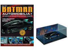 #018 - The Batman Animated Series Batmobile 1/43 Scale Vehicle & Magazine