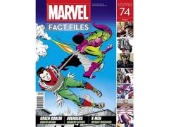 Marvel Fact Files #74