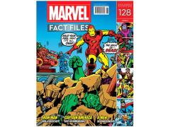 Marvel Fact Files #128