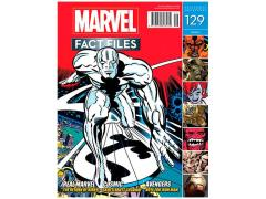 Marvel Fact Files #129