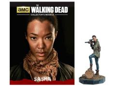 The Walking Dead Collector's Models - #10 Sasha