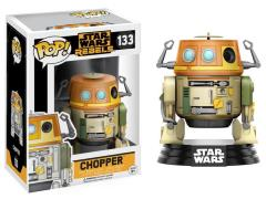 Pop! Star Wars: Star Wars Rebels - Chopper
