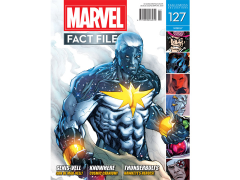 Marvel Fact Files #127