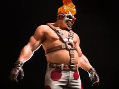 1/6 Scale Twisted Metal Statue - Sweet Tooth