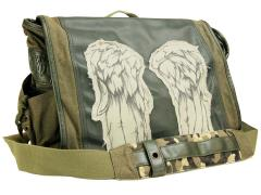 The Walking Dead Daryl's Wings Messenger Bag Fatigue Green