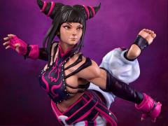 Street Fighter Juri 1/4 Scale Ultra Statue
