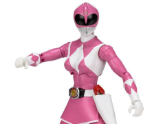 "Mighty Morphin Power Rangers Legacy 6"" Pink Ranger"