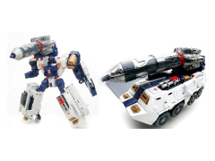Transformers: Galaxy Force GC-21 Red Alert (Korean Box)
