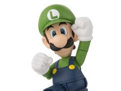 Super Mario Brothers S.H.Figuarts Luigi