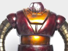 Boss Borot Jumbo Size Figure Battle Version