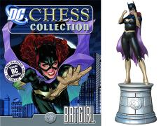DC Superhero Chess Figure Collection #7 - Batgirl White Knight