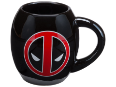 Deadpool 18oz. Oval Ceramic Mug