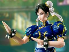 Street Fighter V S.H.Figuarts Chun Li