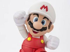 Super Mario Brothers S.H.Figuarts Fire Mario