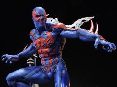 Spider-Man 2099 Premium Masterline Statue