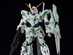 Gundam PG 1/60 Unicorn Gundam (Luminus Clear 7-11 Color) Exclusive