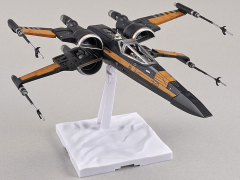 Star Wars Poe's X-Wing Fighter 1/72 Scale Model Kit