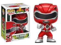 Pop! TV: Mighty Morphin Power Rangers - Red Ranger