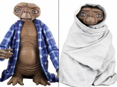 E.T. 30th Anniversary Series 2 Set of 2 Figures