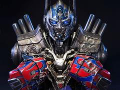 Transformers: Age of Extinction Optimus Prime Bust (Battle Damaged Ver.)