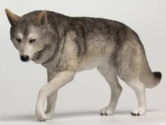 Animal Companion Wolf (Grey) 1/6 Scale Figure