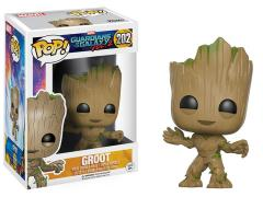Pop! Marvel: Guardians of the Galaxy Vol. 2 Groot