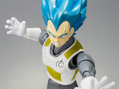 Dragon Ball Z: Resurrection 'F' S.H.Figuarts Super Saiyan God Super Saiyan Vegeta