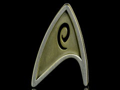 Star Trek Beyond Magnetic Insignia Badge - Operations