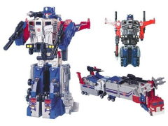 Transformers Commemorative Powermaster Optimus Prime With Apex Armor (New Version)