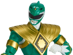 "Mighty Morphin Power Rangers Legacy 6"" Green Ranger"