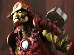 Marvel Mei Sho Manga Realization Samurai Iron Man Mark III