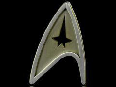 Star Trek Beyond Magnetic Insignia Badge - Command