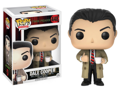 Pop! TV: Twin Peaks - Dale Cooper