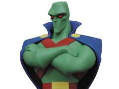 Justice League Animated Series Bust - Martian Manhunter
