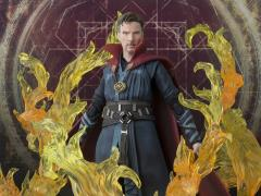 Doctor Strange S.H.Figuarts Doctor Strange & Burning Flame Set