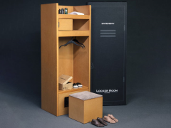 1/6 Scale Locker Room Set