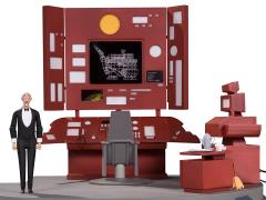 Batman: The Animated Series Batcave Playset With Alfred