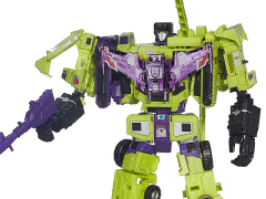 Transformers Combiner Wars Titan Devastator SDCC 2015 Exclusive