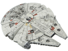 Star Wars Vehicle Model #006 Millennium Falcon (A New Hope) 1/350 Scale Model Kit