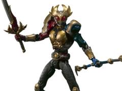 Kamen Rider S.I.C. Kiwami Damashii Kamen Rider Agito (Trinity Form)