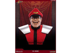 Street Fighter M. Bison Life-Size Bust
