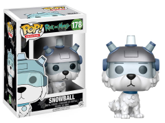 Pop! Animation: Rick and Morty - Snowball