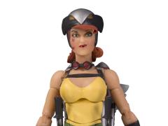 DC Designer Series Bombshells Hawkgirl Figure (Ant Lucia)