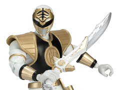 "Mighty Morphin Power Rangers Legacy 6"" White Ranger"